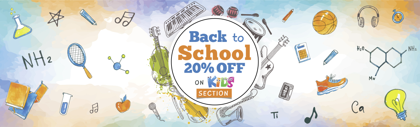 Buy Online Kids Musical Instruments | Melody House Dubai