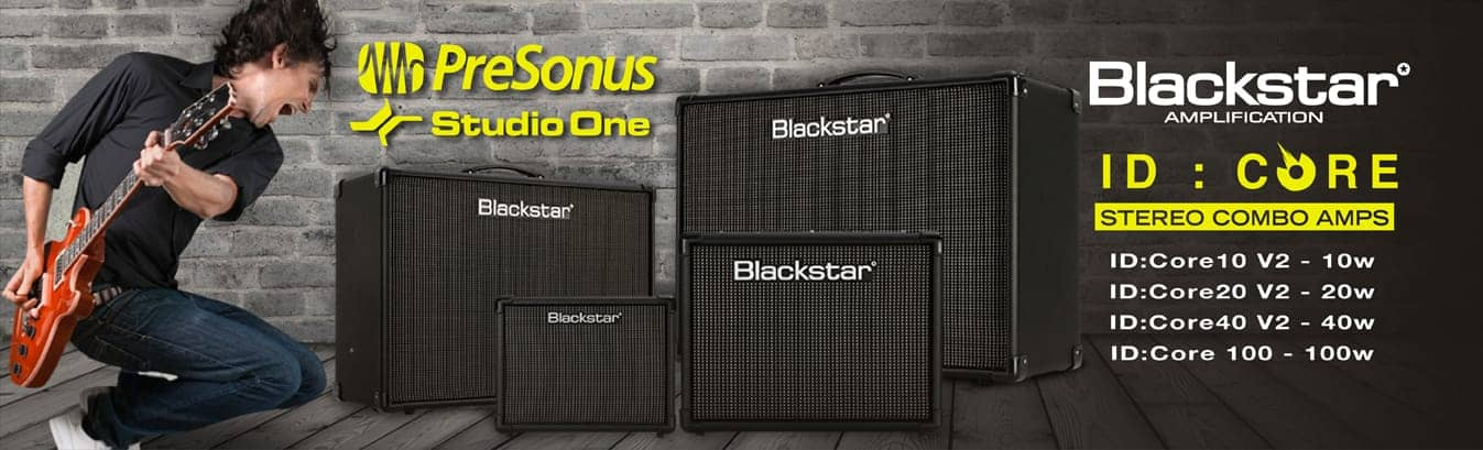 ID:Core High Power Digital Guitar Amps | Blackstar Amplification