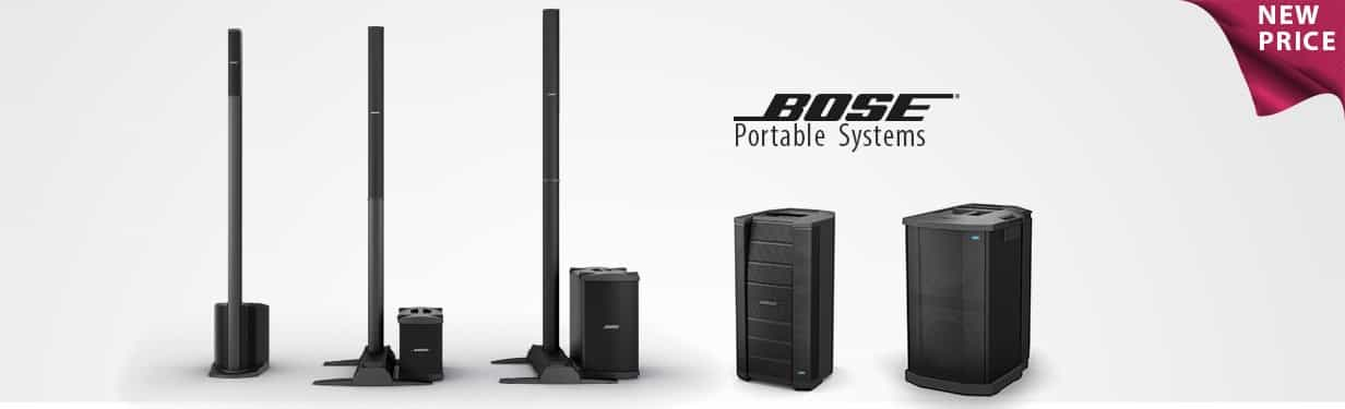 Bose Portable Systems