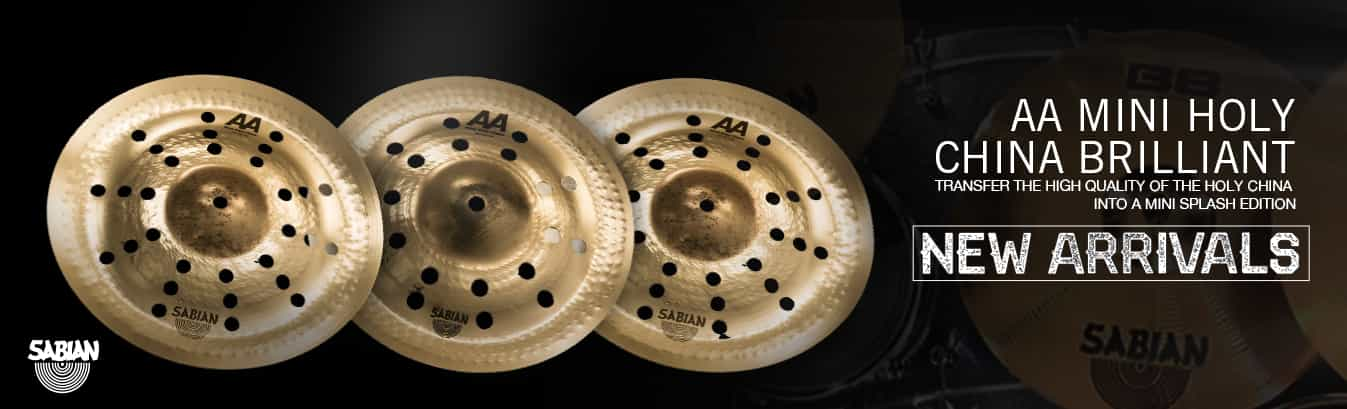Sabian AA MINI Holy | Melody House