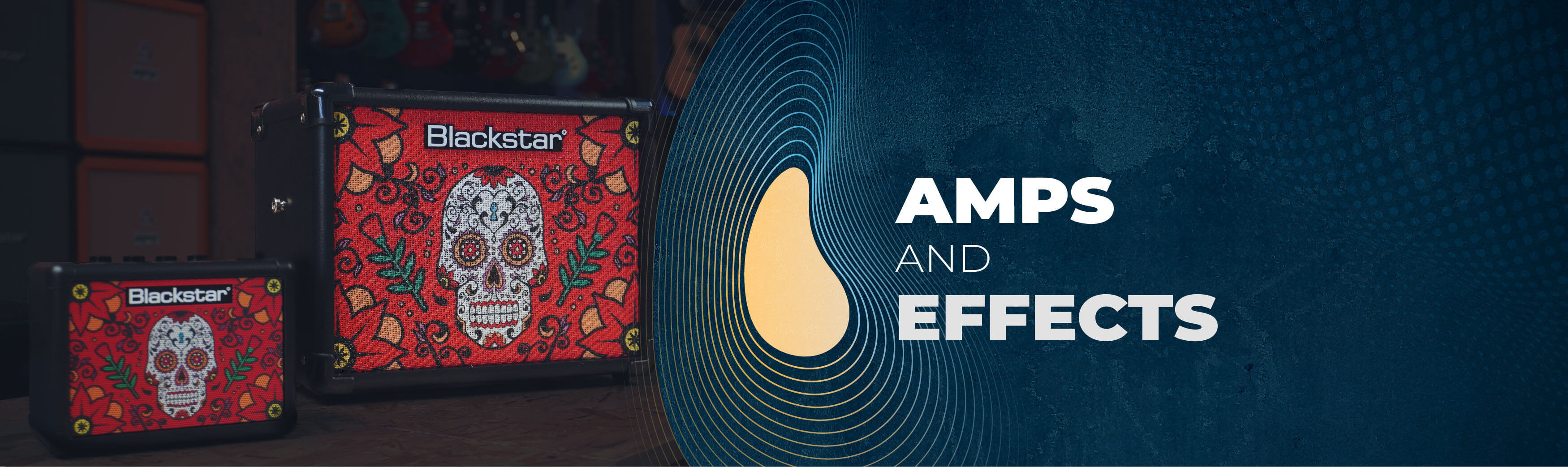 Amps & Effects for music | Melody House UAE Dubai