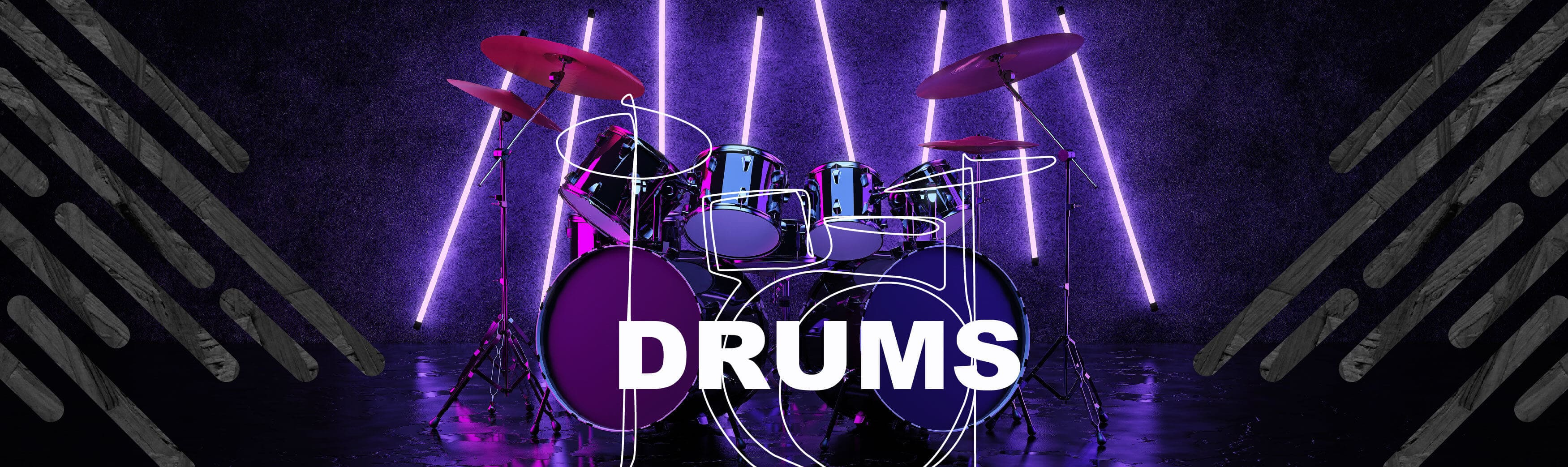 Drums for music | Melody House UAE Dubai