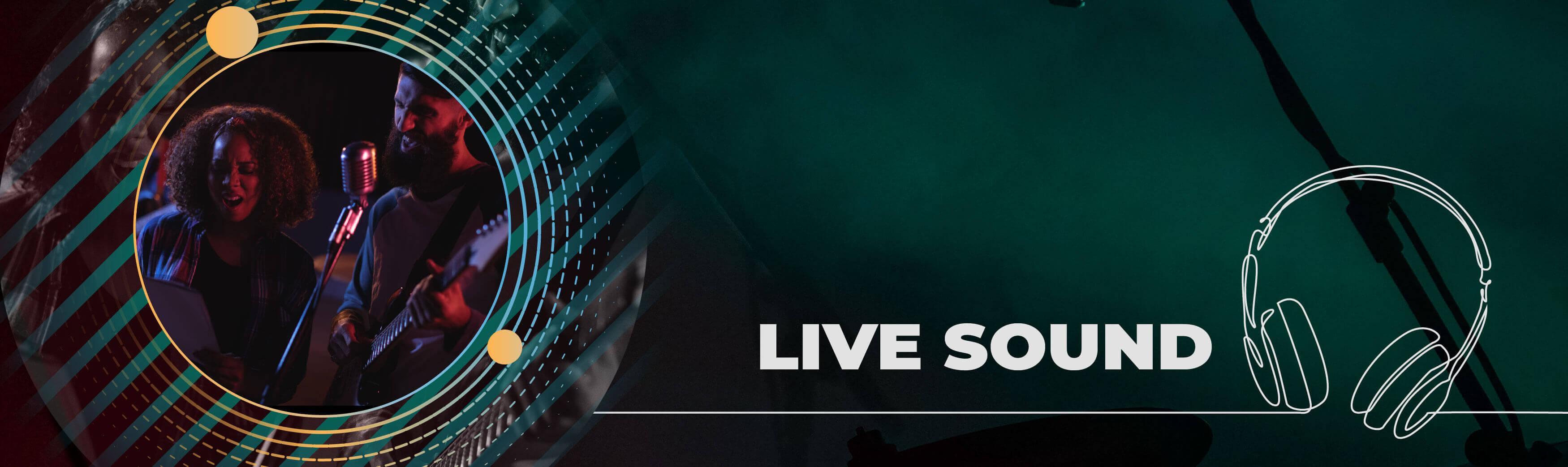 Live Sound for music | Melody House UAE Dubai