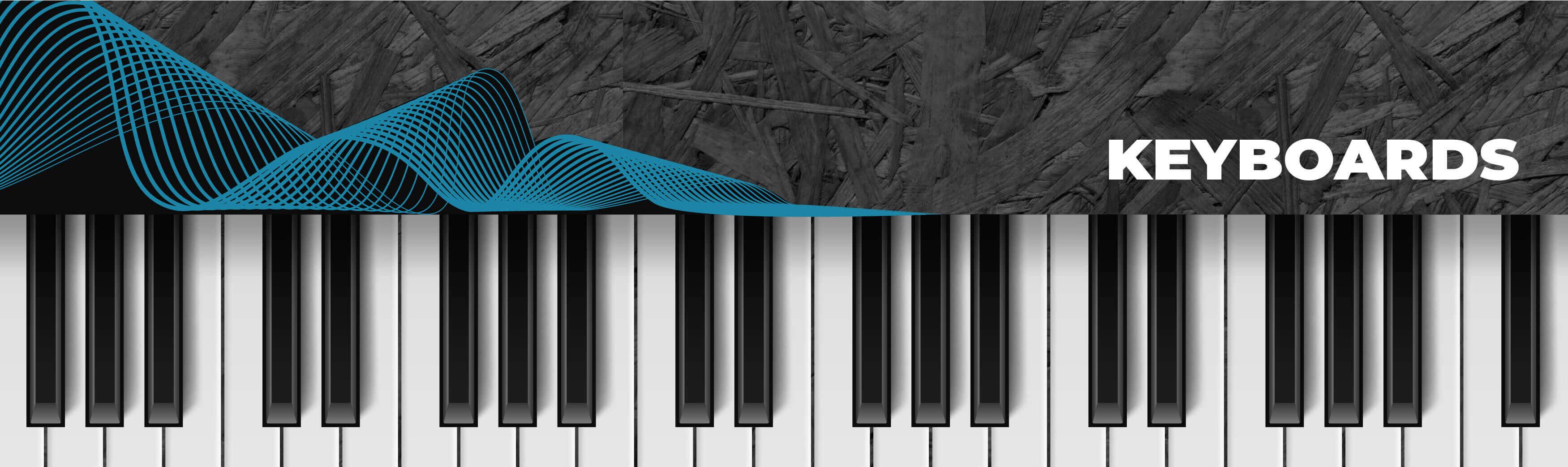 Keyboards for music | Melody House UAE Dubai