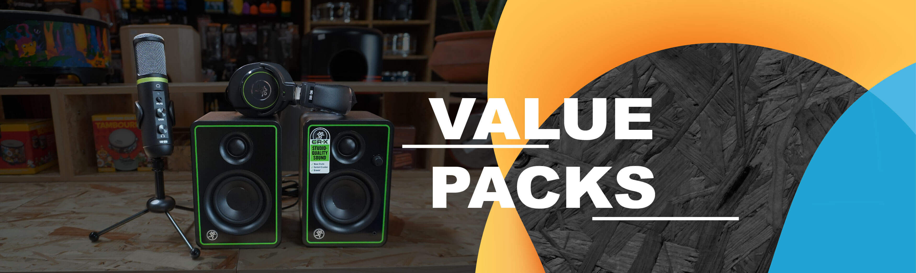 Value Packs for music | Melody House UAE Dubai