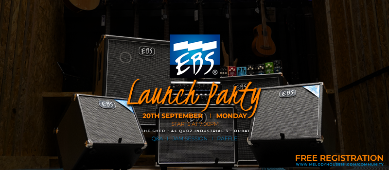 EBS Launch Party    Thumbnail   Melody House