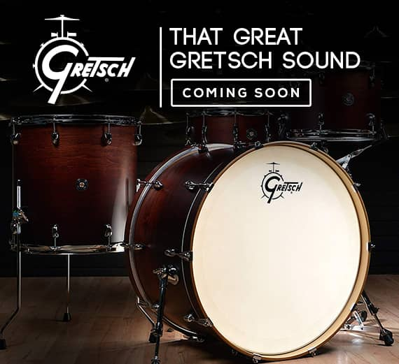Gretsch Sound - Melody House Dubai