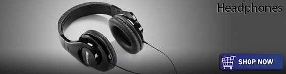 Headphones | Melody House Musical Instruments
