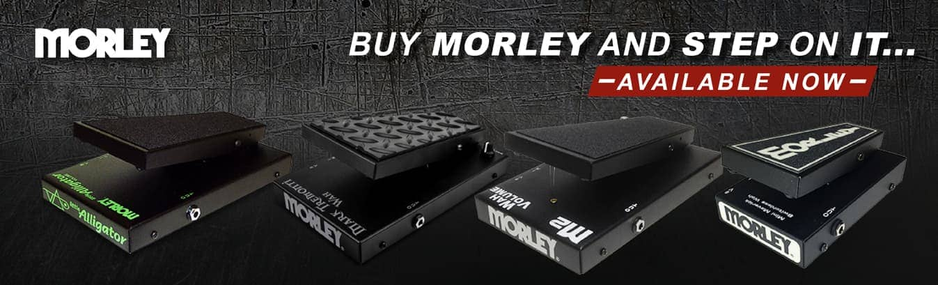 Morley | guitar effects pedal  | Melody House Dubai