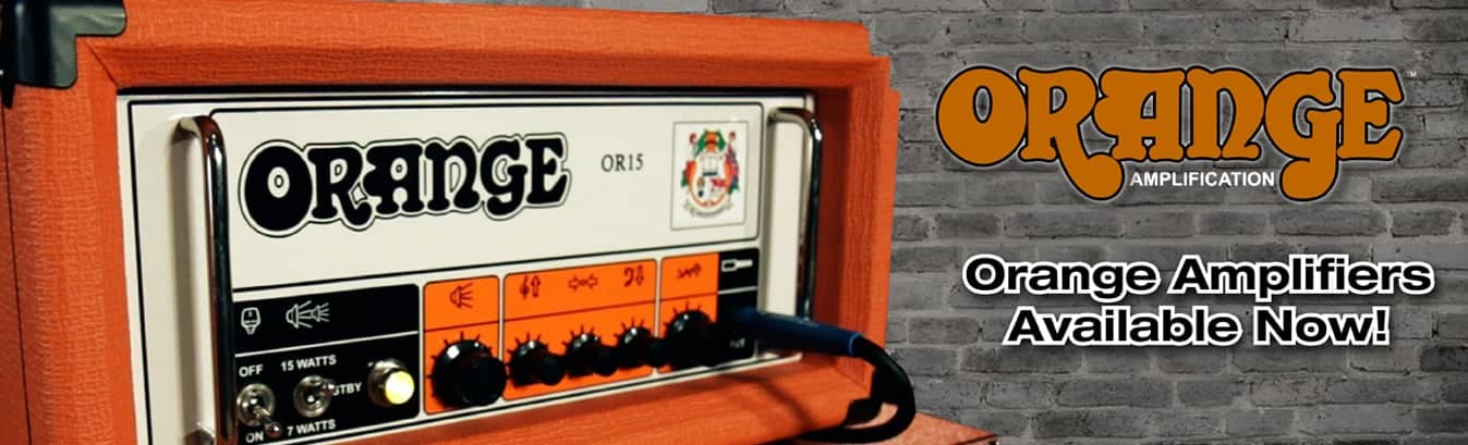 Orange Amps | British Guitar Amps | Melody House