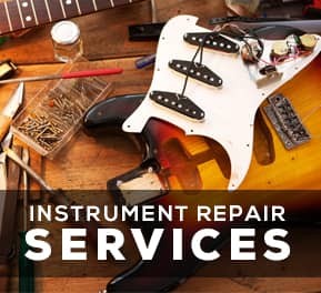 Guitar Service & Repair Workshop - Melody House Musical Instruments