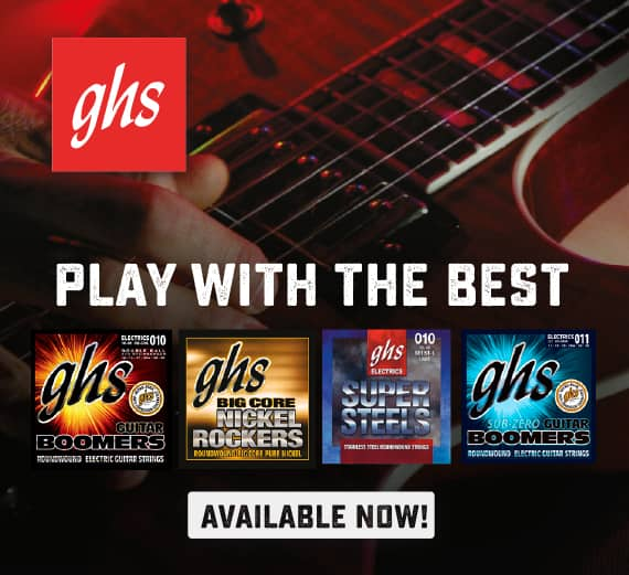Melody House - GHS Guitar Strings