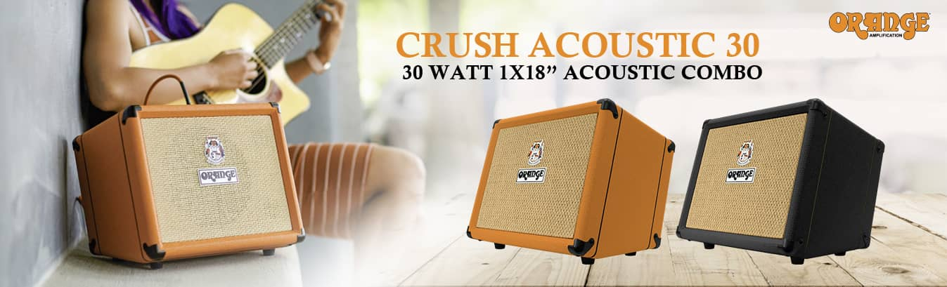 Melody House | Orange Crush Acoustic 30 WATT