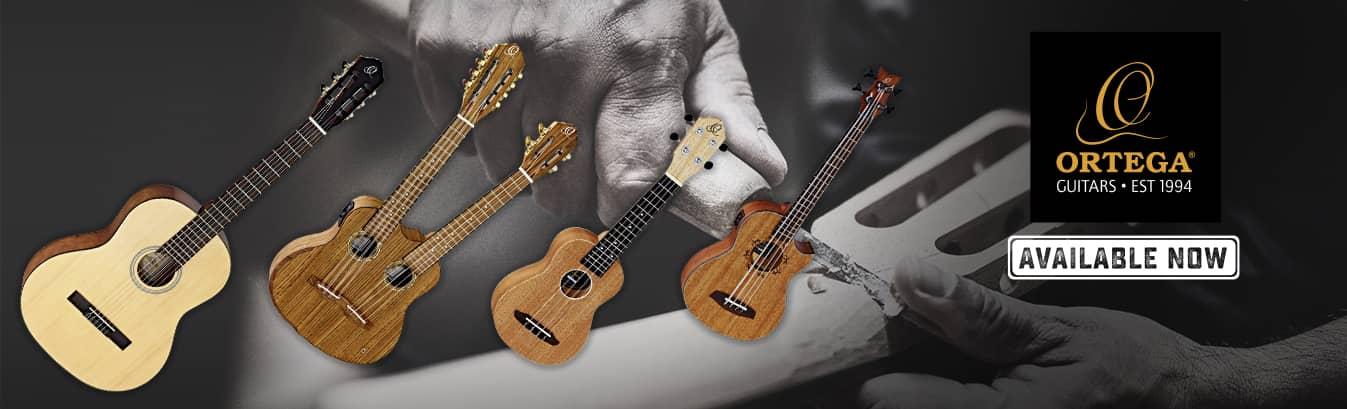 Melody House | Ortega Guitars