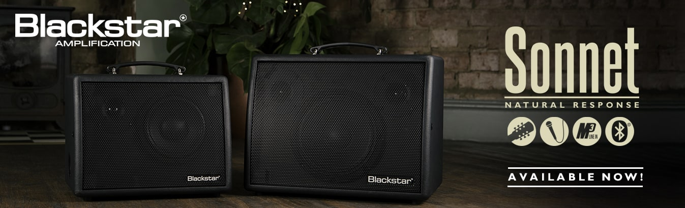 Melody House | Blackstar - Sonnet Acoustic Amp