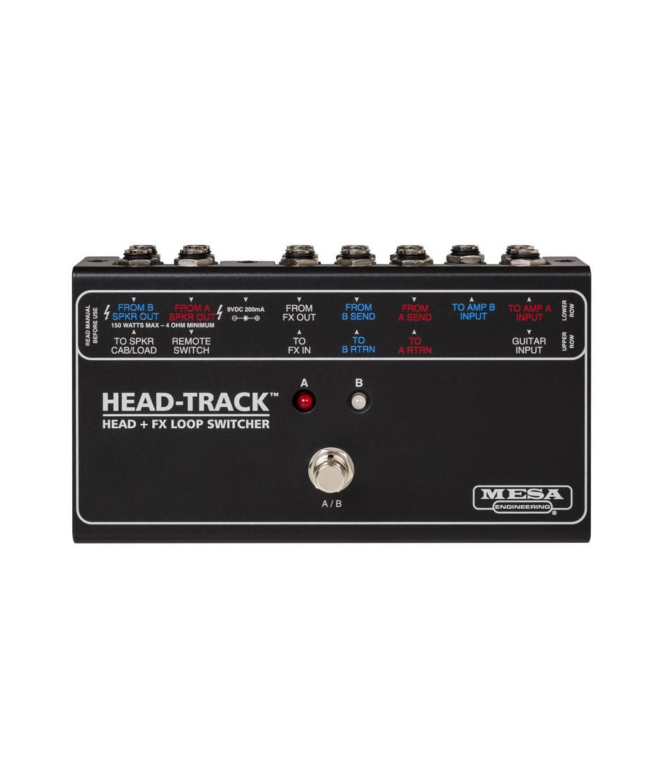 buy mesaboogie head track amp fx switcher