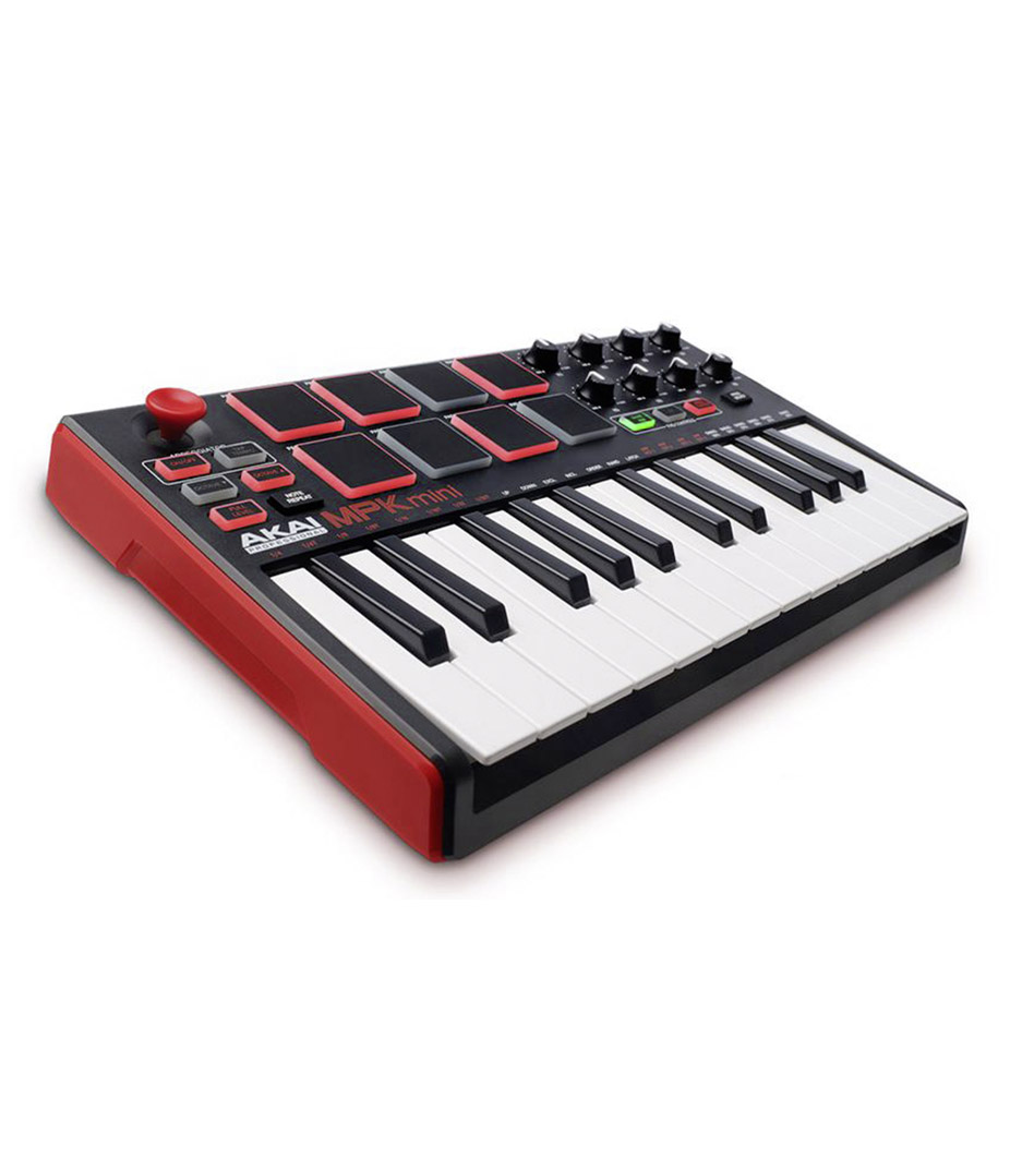 Melody House Musical Instruments Store - MPKMINI2 Compact Keyboard and Pad Controller