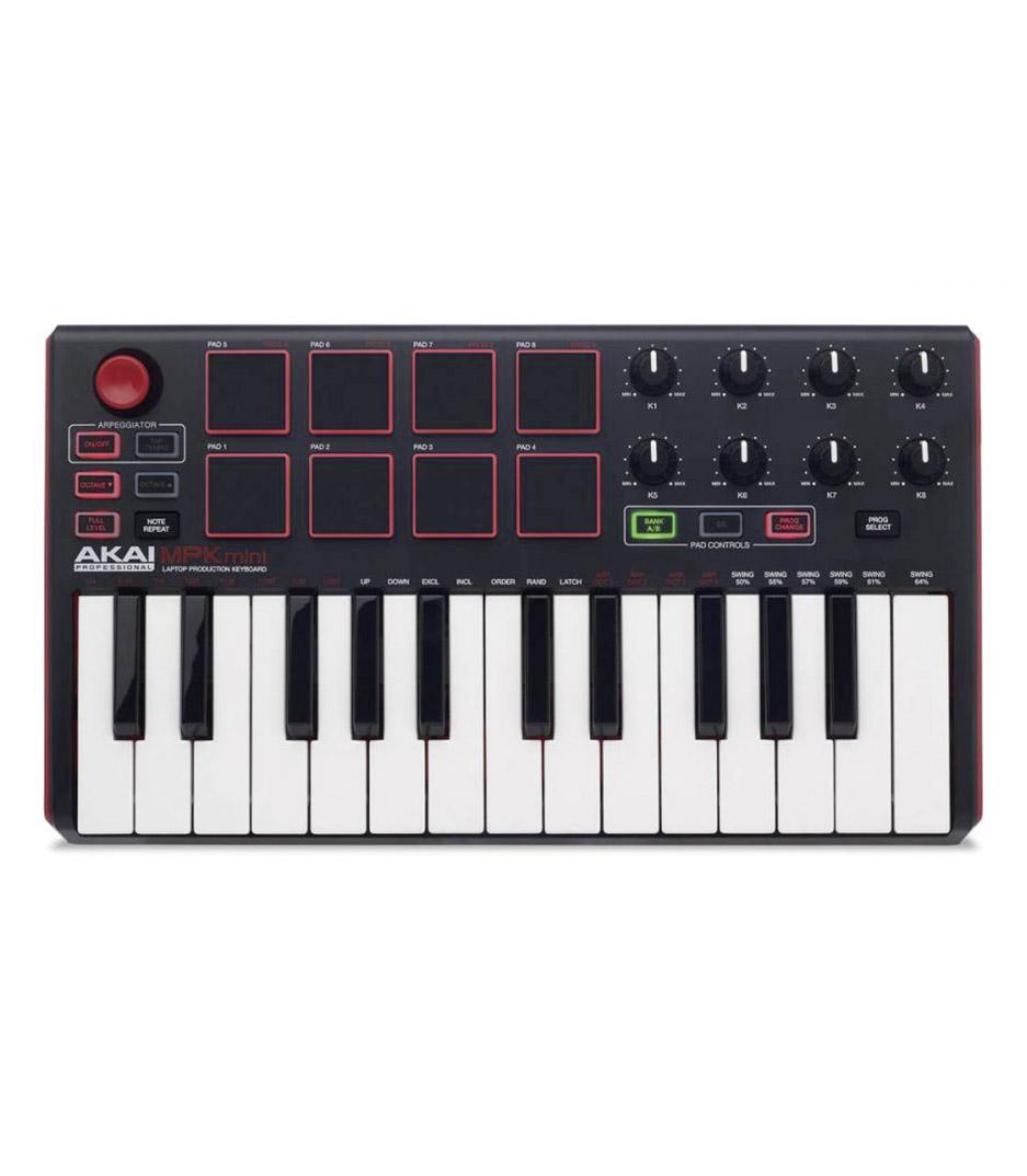 Buy Akai - MPKMINI2 Compact Keyboard and Pad Controller