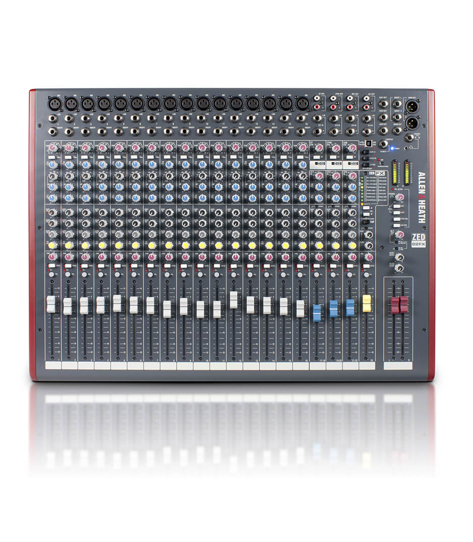 buy allen&heath zed22fx