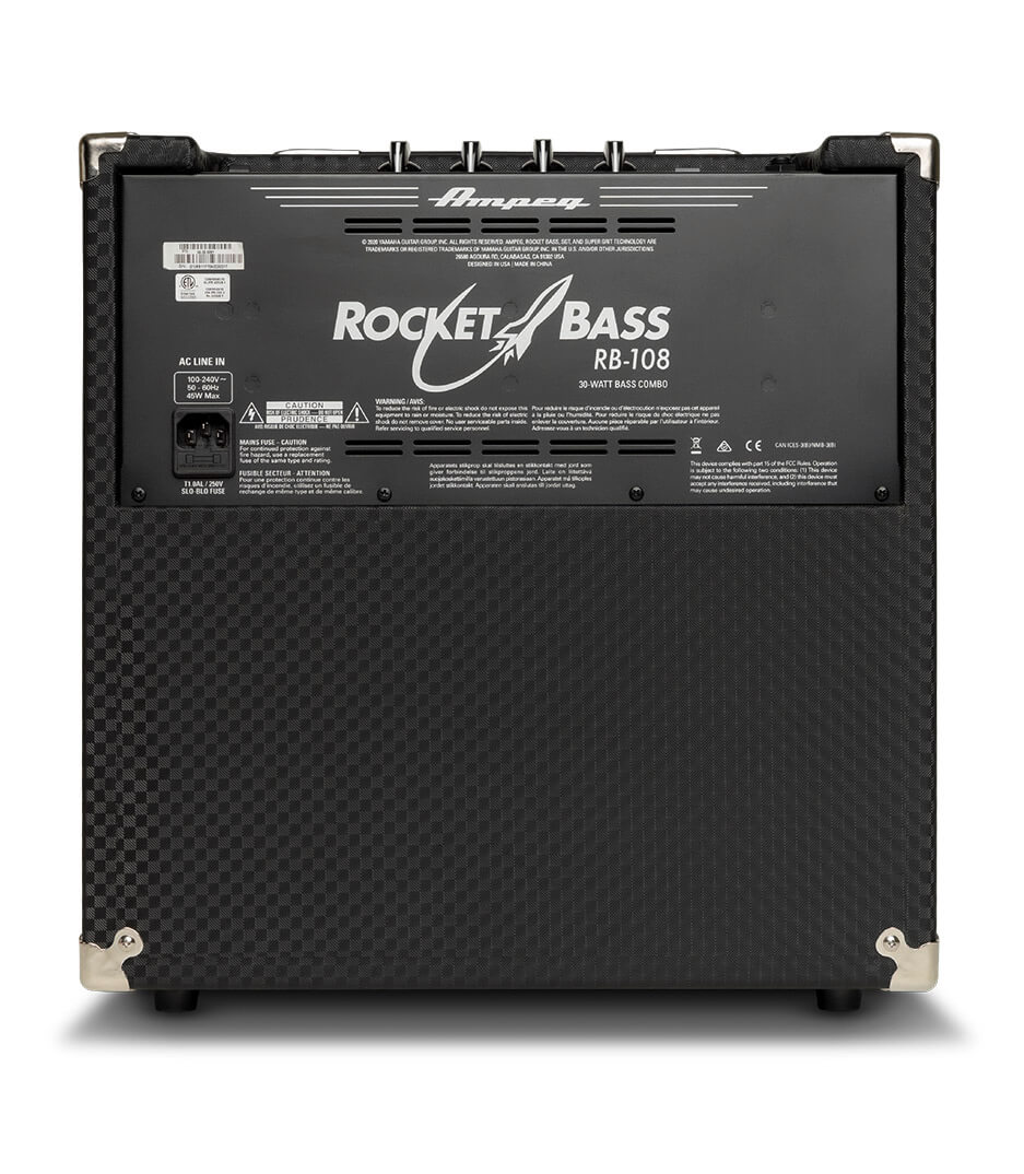 Ampeg - RB-108 - Melody House Musical Instruments