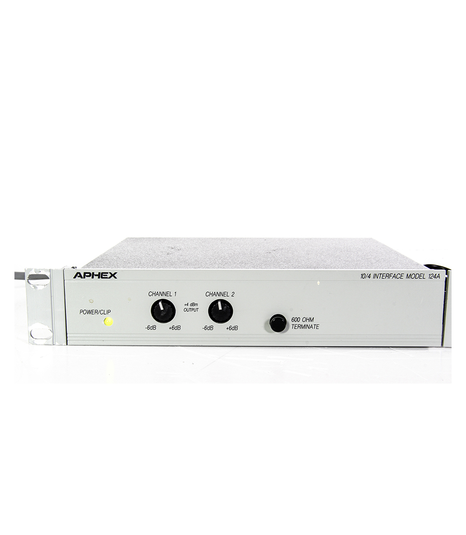 buy aphex 124a audio level interface