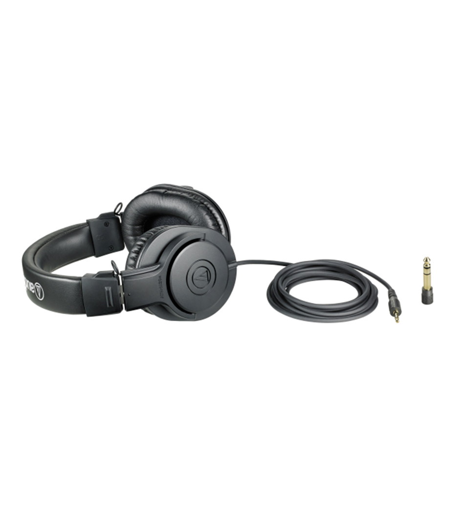 Audio Technica - ATH-M20X - Melody House Musical Instruments
