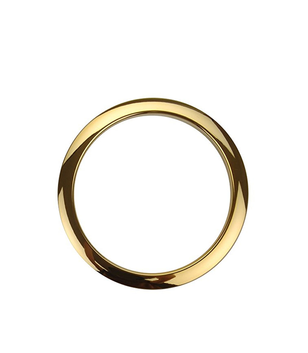 Bass O's - 5Inch Brass Drum Os Ring