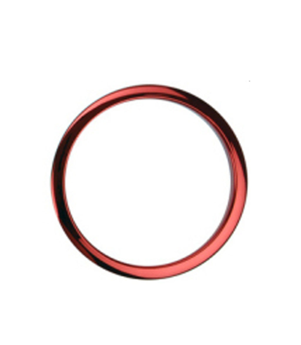 buy basso's 6inch red chrome drum os ring