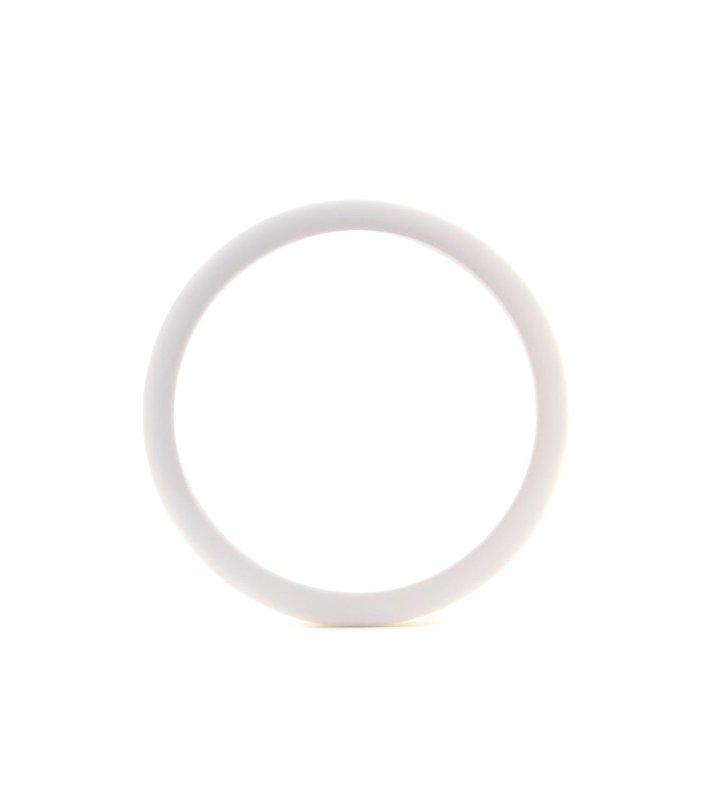 Buy Bass O's 4Inch White Drum Os Ring Melody House