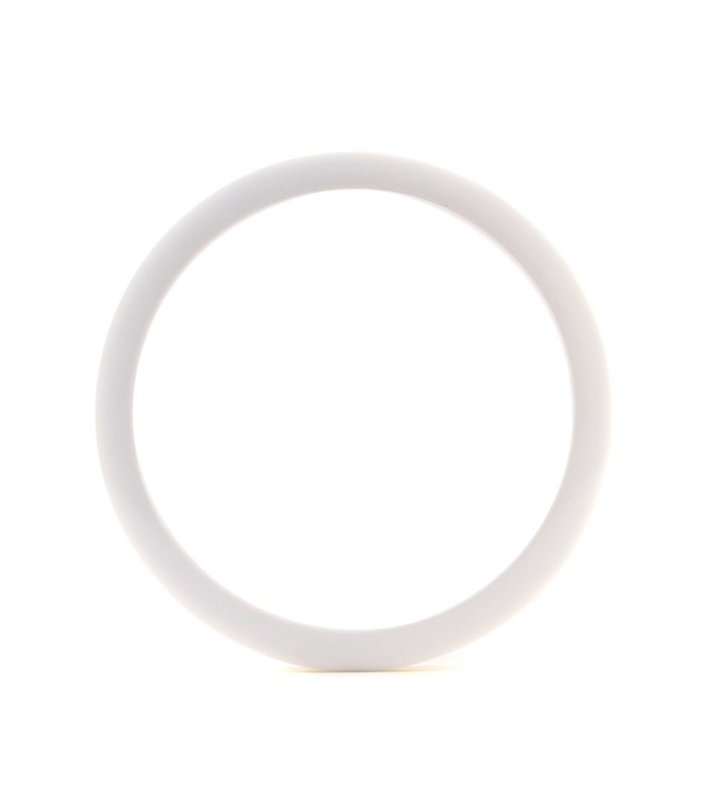 Bass O's - 6Inch White Drum Os Ring