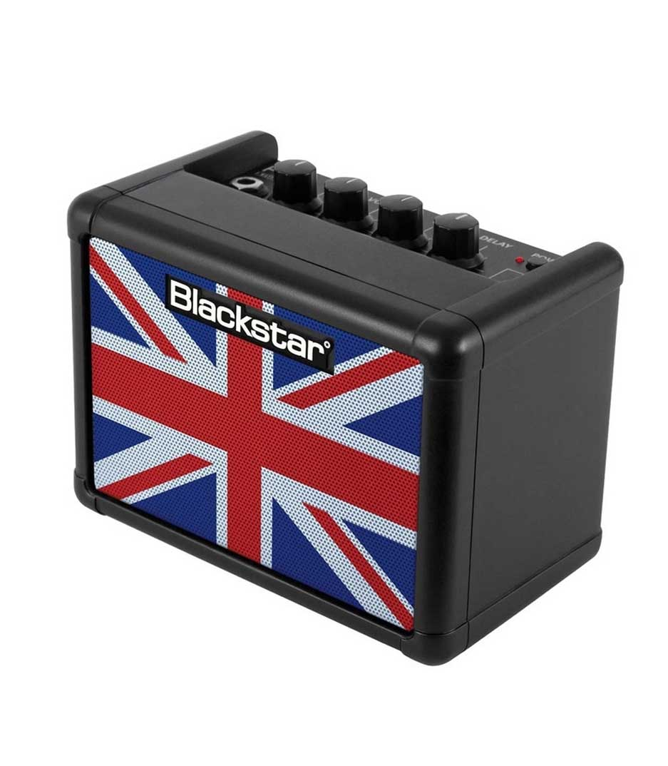 Blackstar - Fly3 Union Flag Black 3 Watt