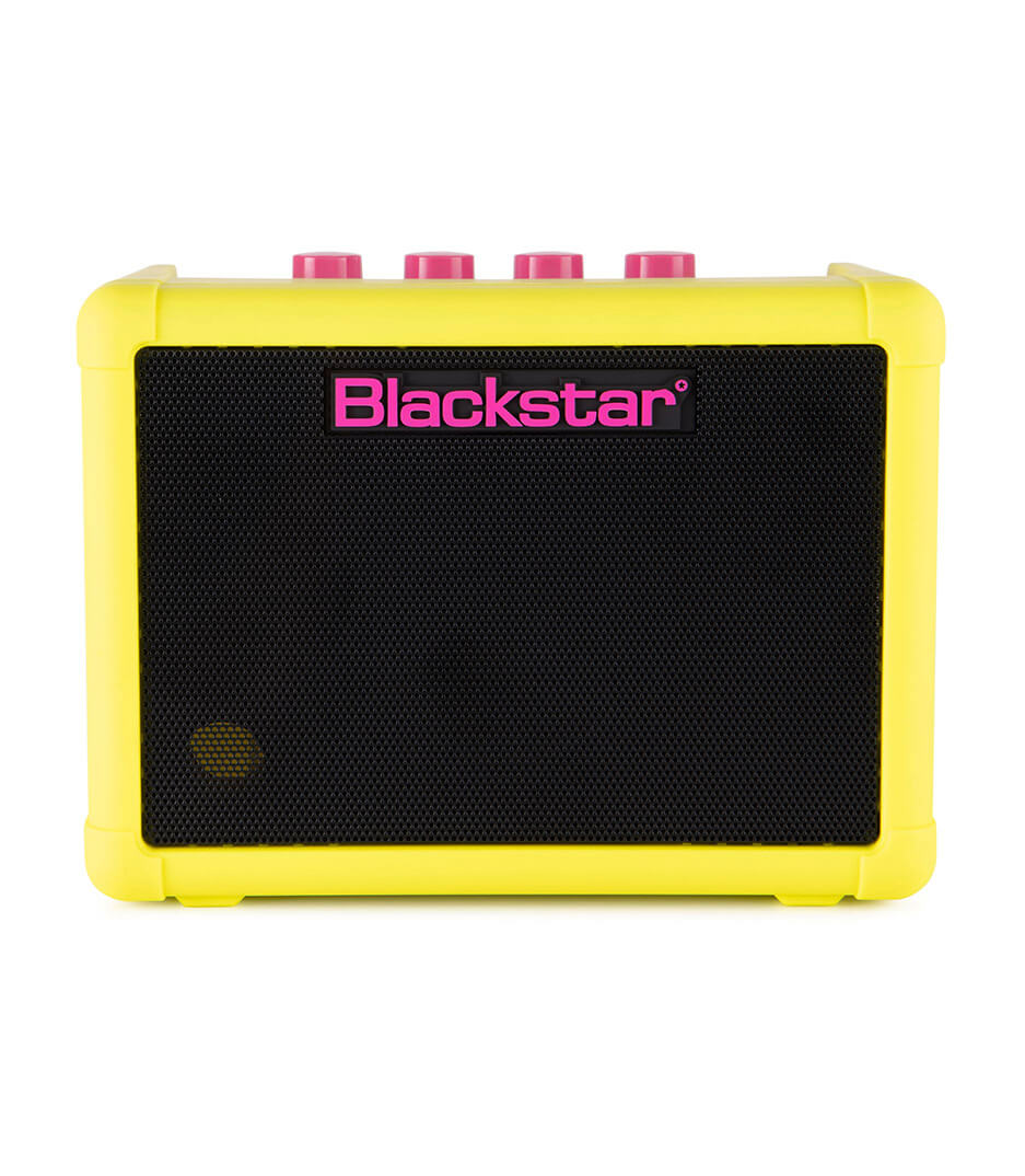 Blackstar - BA102088 SPECIAL EDITION  Fly 3 Day Neon Yellow