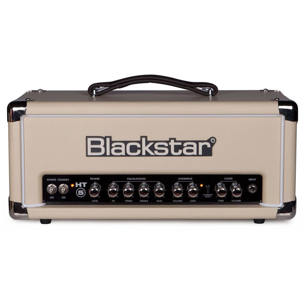 Blackstar - HT5RH 5 Watt Valve Head With Reverb Blonde