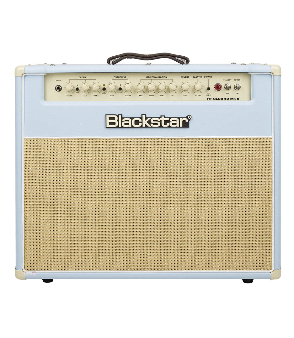 Blackstar - HT Club 40 MkII Black and Blue