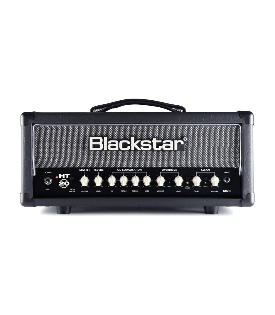 Blackstar - HT 20RH MkII 20W Valve Head with Reverb