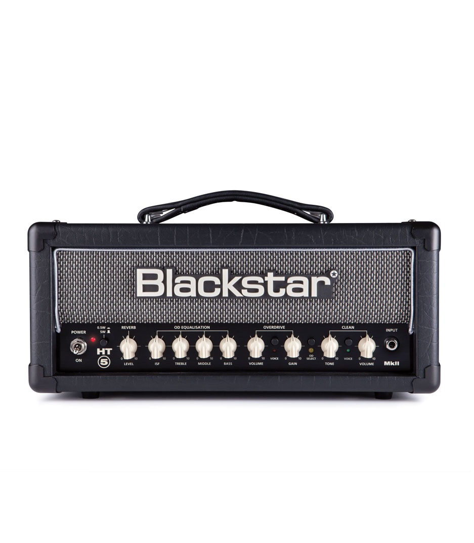 Blackstar - HT 5RH MkII 5W Valve Head with Reverb