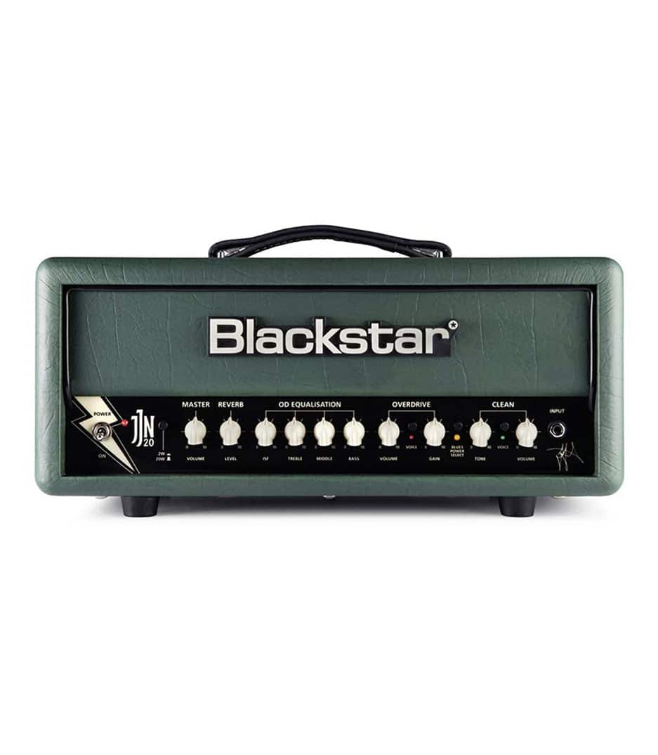 Blackstar - Jared James Nichols Signature head JJN 20RH MkII