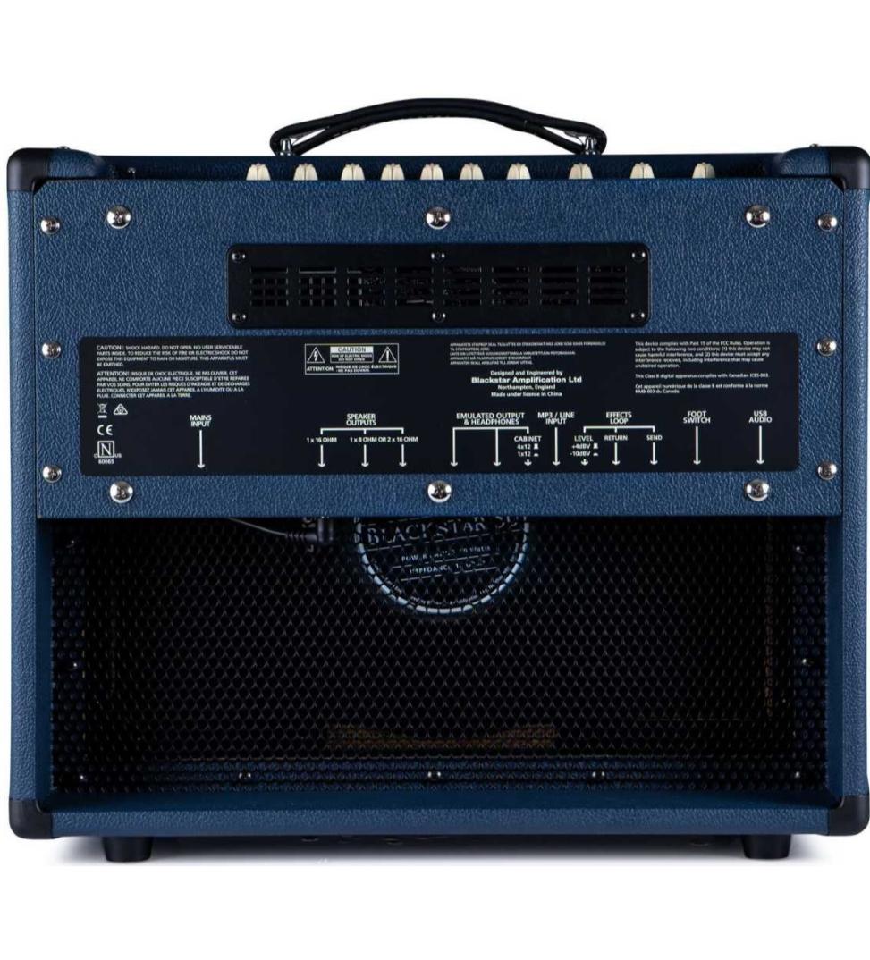 Blackstar - BA126014 - Melody House Musical Instruments