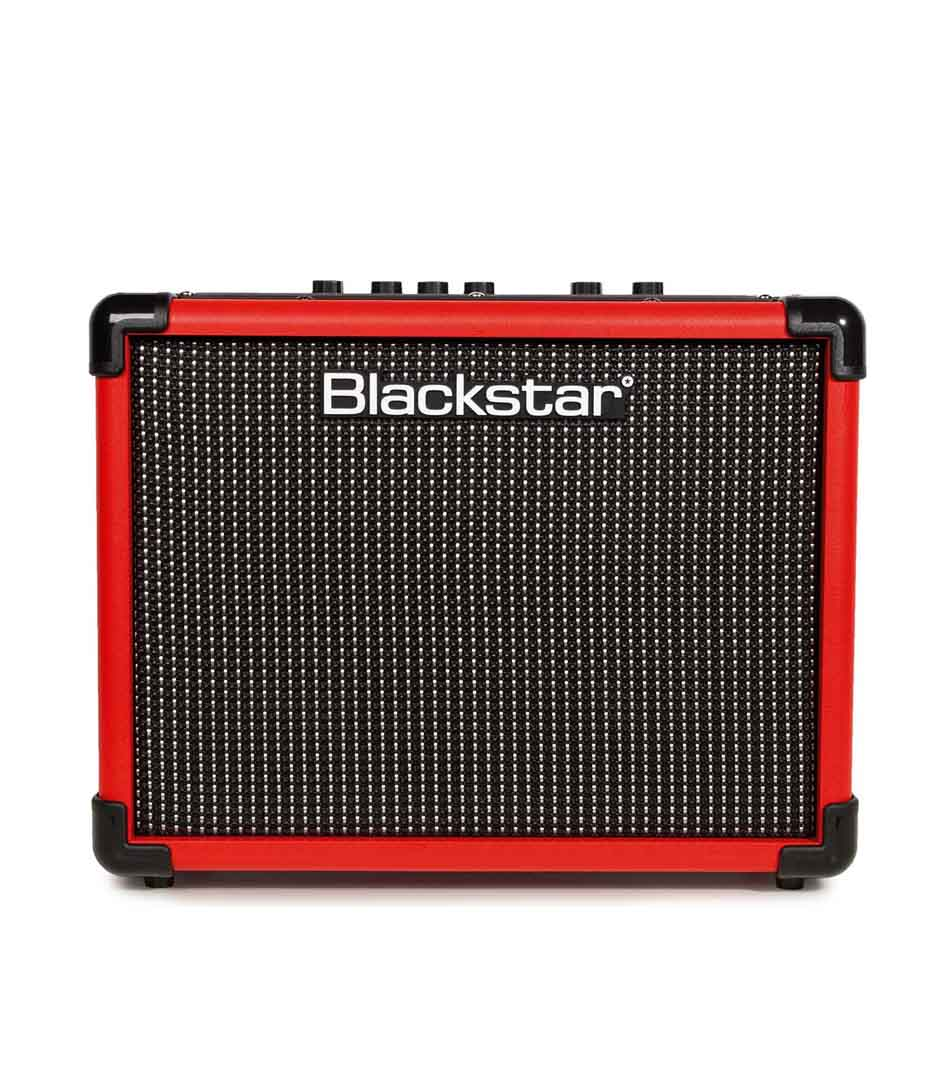Buy blackstar IDCore 10 V2 Red Stereo Melody House