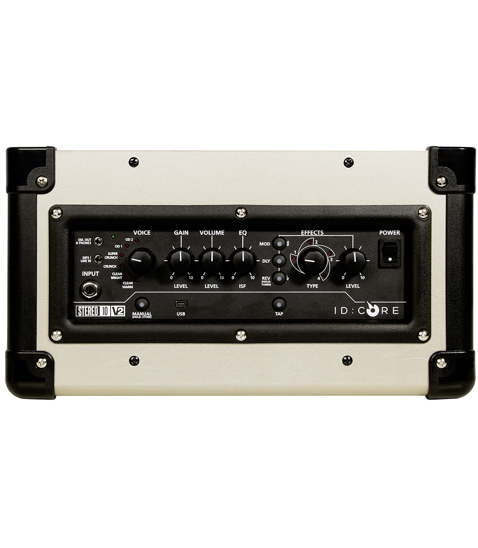 Melody House Musical Instruments Store - ID Core10 V2 10w 2 x 3 Stereo Digital Combo