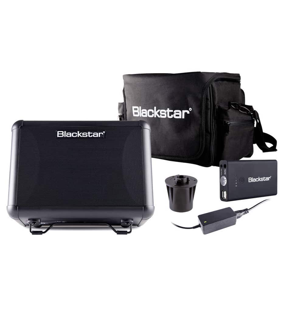 Blackstar - Super Fly Pack 12w 2 x 3 Battery Powered Combo