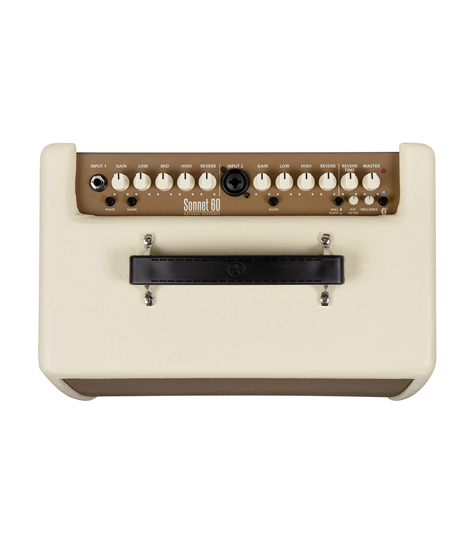 Melody House Musical Instruments Store - BA153004 Sonnet 60 60W 1x65 1x1 Acoustic Amp