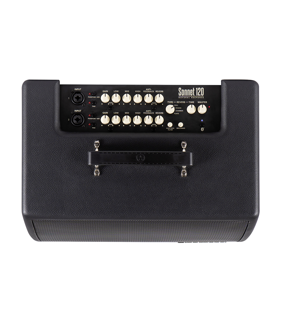 Melody House Musical Instruments Store - BA153012 Sonnet 120 120W 1x8 1x1 Acoustic Amp