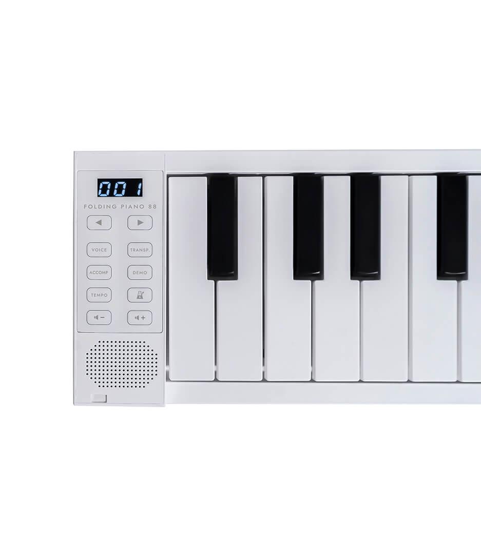 Blackstar - BA203010 Carry On 88 key Folding Piano - info@melodyhousemi.com