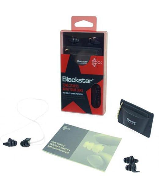 buy blackstar acs high fidelity earplugs