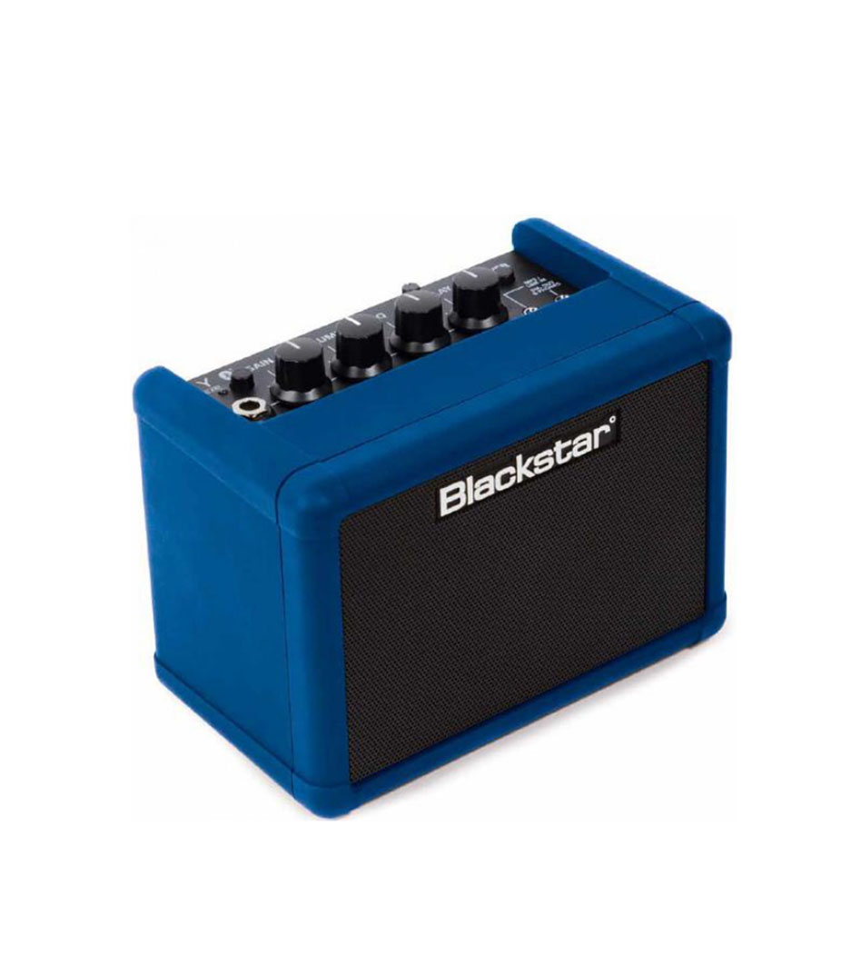 Buy blackstar Fly3 Bluetooth 3 Watt Blue Finish Amp Melody House