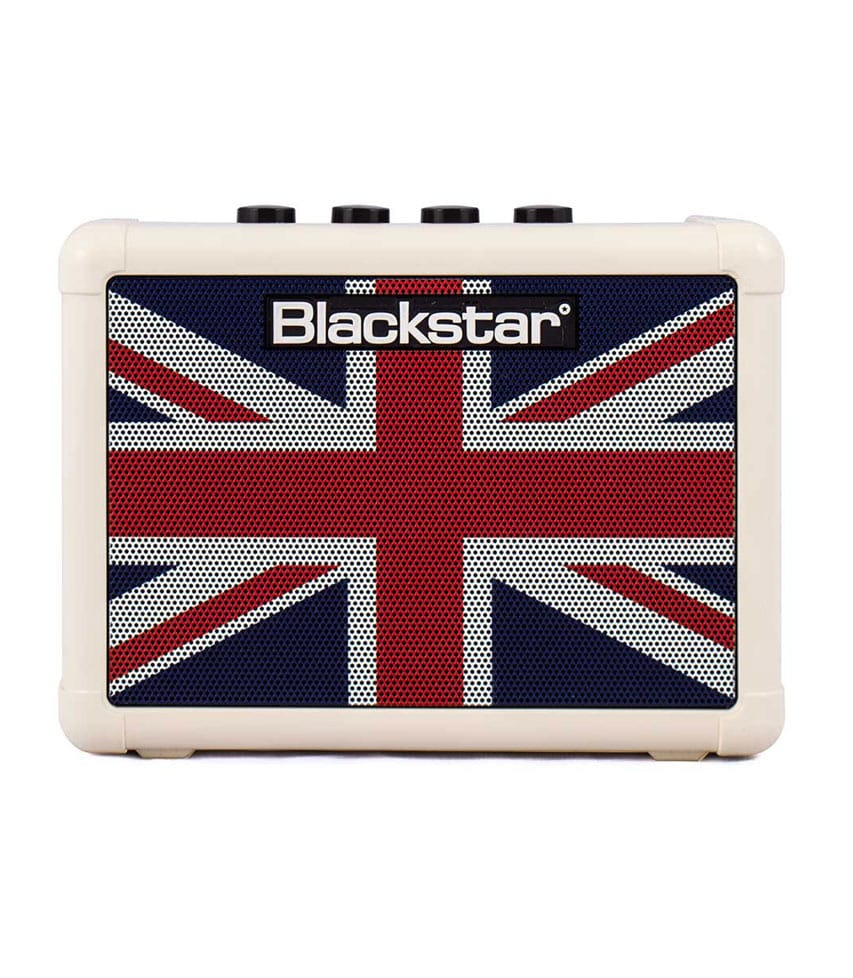 Blackstar - Fly3 Union Jack 3 Watt Beige Finish