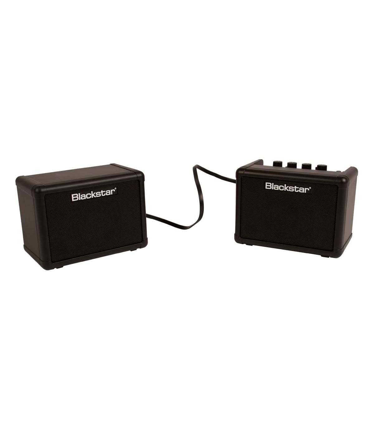 Blackstar - Fly Stereo Pack 6 Watt Black - Melody House Musical Instruments
