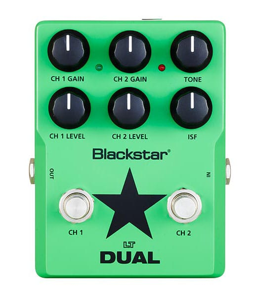 Buy blackstar LT DualCompact Distortion Pedal Melody House