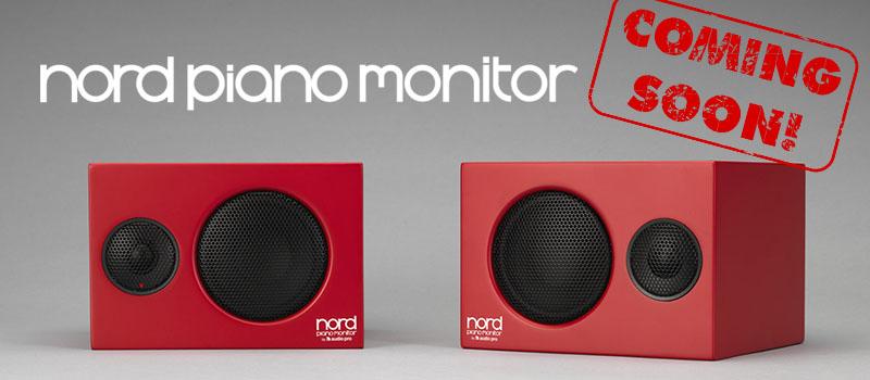 Nord Piano Monitor | Coming Soon - Melody House